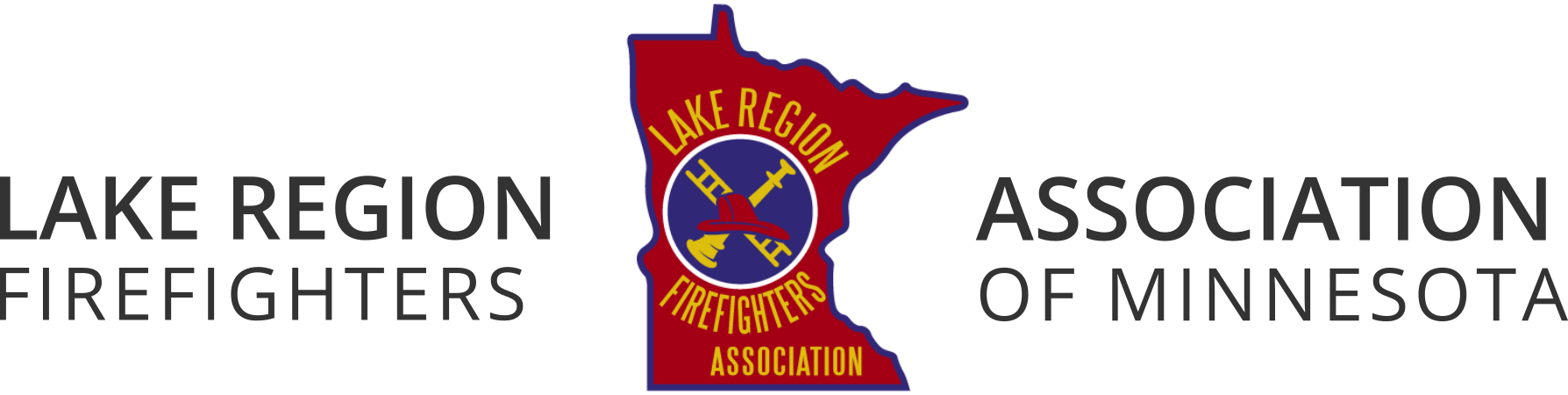 Lake Region Fire Logo